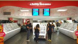 Vagas de trabalho na Chilli Beans