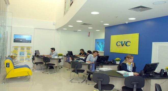 vagas na CVC