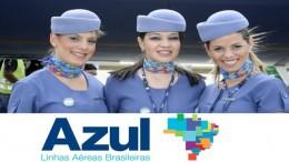 Azul Linhas Aéreas está contratando