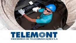 Telemont abre vagas de emprego